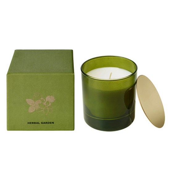 Wholesale Uk Luxury Private Label Scented Candles Manufacturers With Metal Lid Caifede Candles